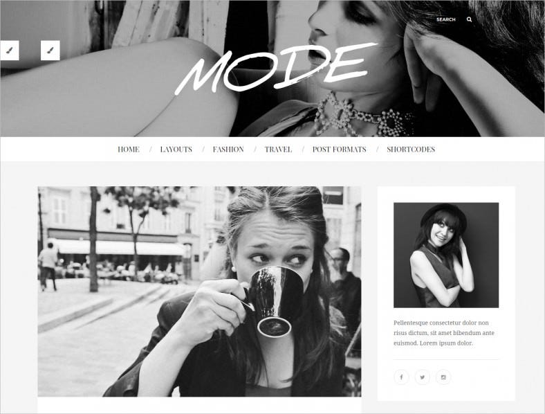 mode fashion blog theme 788x598