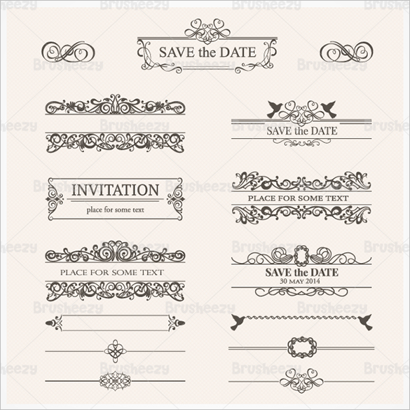 15 wedding photoshop brushes premium download