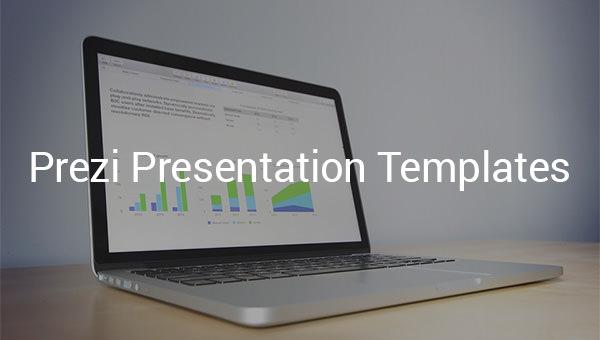 prezi presentation templates