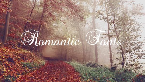 Romantic Fonts - 20+ Free TTF, OTF, PSD Format Download