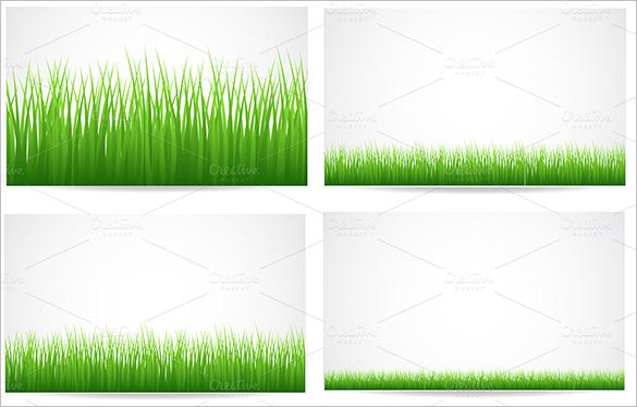 4 premium grass photoshop brushes download