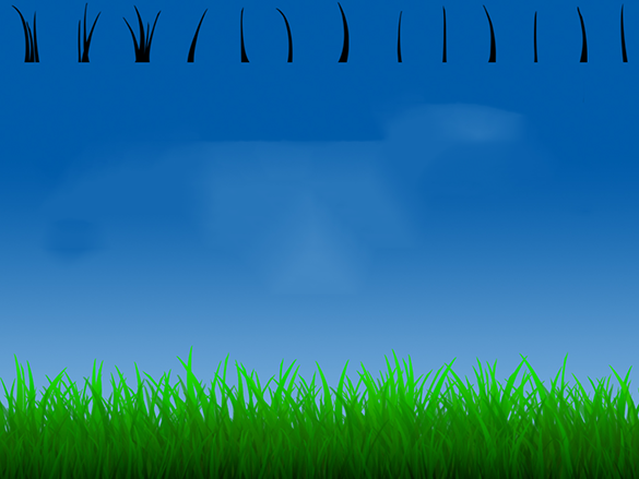 stunning set of grass photoshop brushes