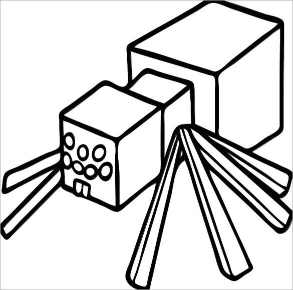 free minecraft enderman coloring pages - photo#23