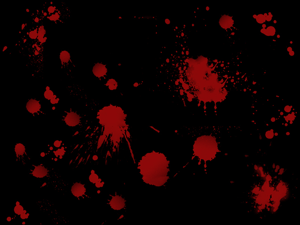 521 Blood Splatter Photoshop Brushes Free Premium Templates These blood splatter brushes can definitely turn cute and nice designs into horrific and bloody take a look at our 33 bloody slatter brushes for photoshop users and get a load of the available brush. 521 blood splatter photoshop brushes