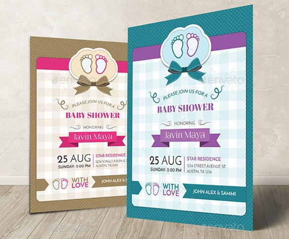 Baby shower card template 21 free printable sample example as the name suggests the photoshop baby shower card is designed using adobe photoshop and is available in psd file format it has impressive and colorful stopboris Choice Image