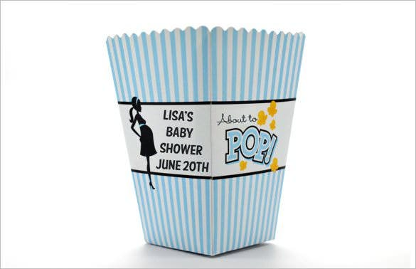 plastic popcorn containers