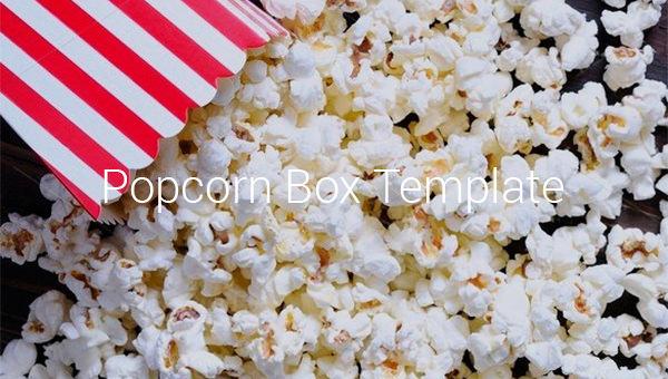 popcornboxtemplate