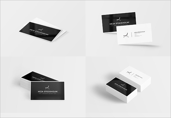 premium staples business cards download