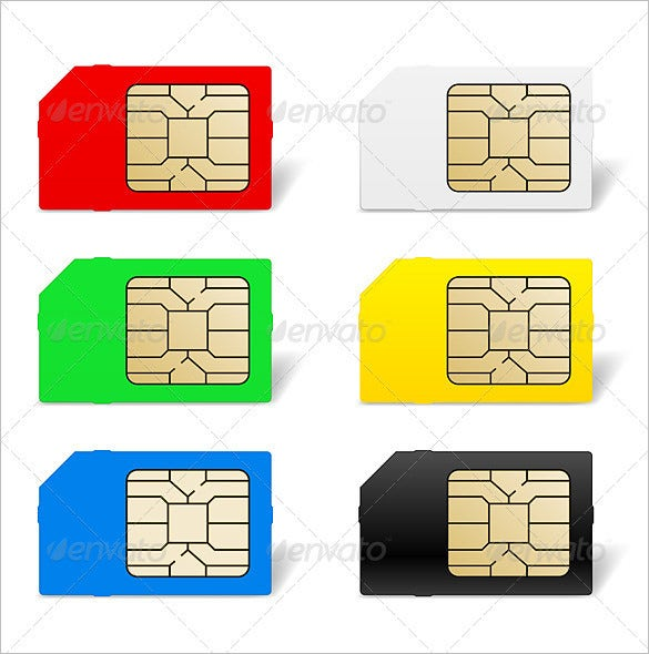 micro sim card template 12 free printable sample example format download free premium. Black Bedroom Furniture Sets. Home Design Ideas