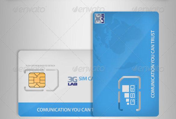 photoshop psd micro sim card template