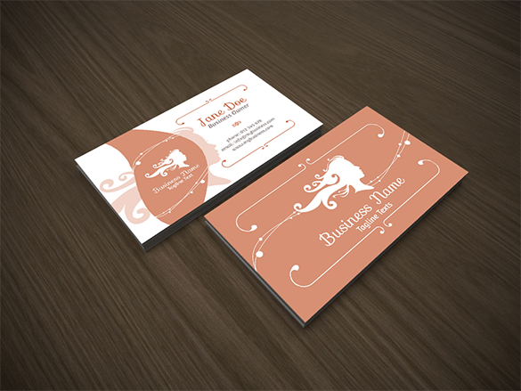 29 Hair Stylist Business Cards Free Download