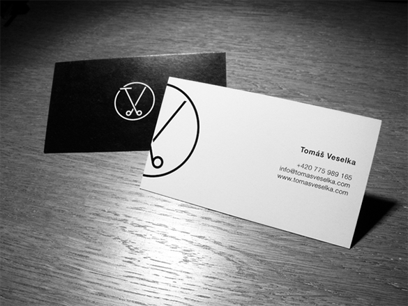veselka free hair stylist business card - Stylist Business Cards