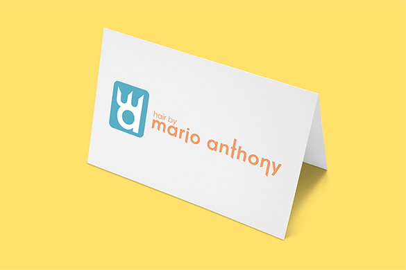 wonderful hair stylist business card for you