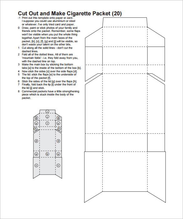 cigarette box template il 570xn 1044765070 i8h8