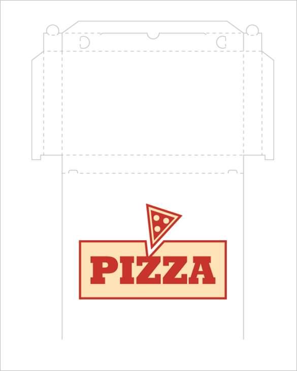 14+ Pizza Box Templates - DOC, PDF | Free & Premium Templates