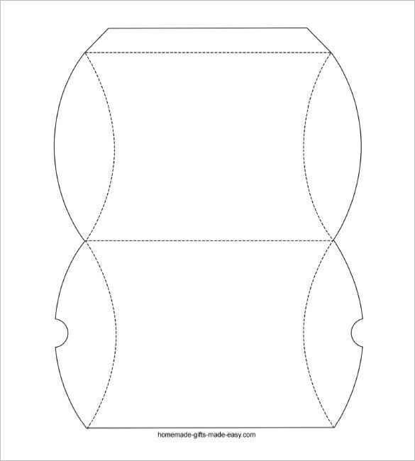 sample printable box template