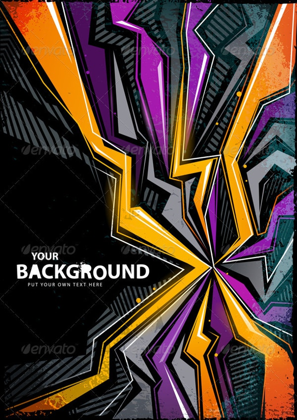 cool premium graffiti background download