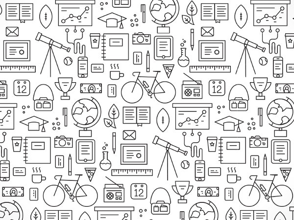 free dynamic vector pattern download