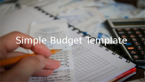 simplebudgettemplate