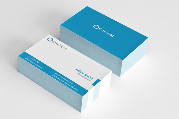 simple premium business card for you