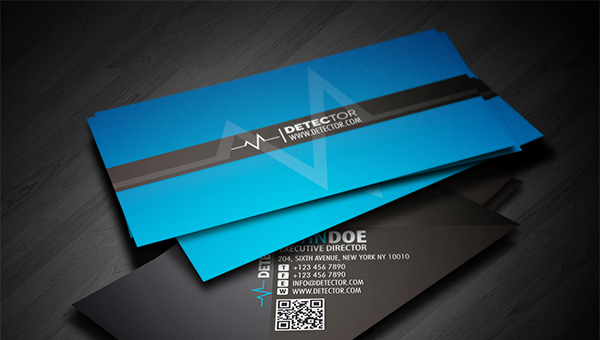 bluebusinesscards