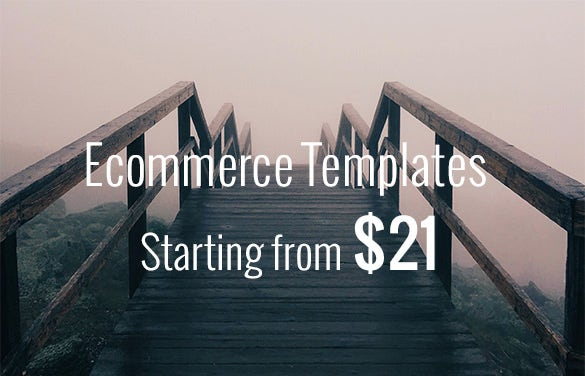 Ecommerce-Templates-Starting-from-$21