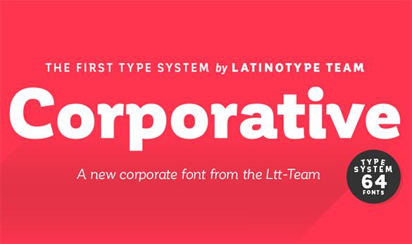 Corporative-Font-Bungle