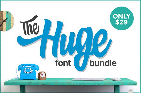 95%-Discount-on-Huge-Font-Bundle