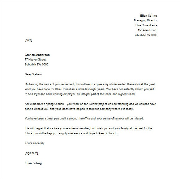 letter to employees Happywinnerco