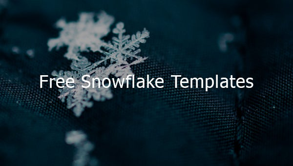 freesnowflaketemplates