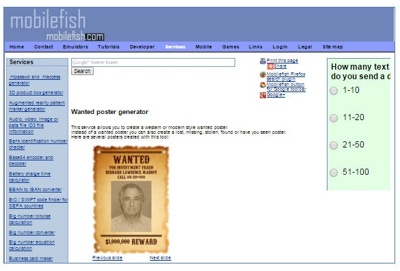 Best Wanted / Reward Poster Generator U2013 Free Online Tool  Create A Wanted Poster Free