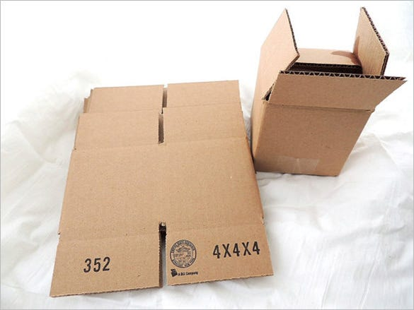shipping cardboard boxes