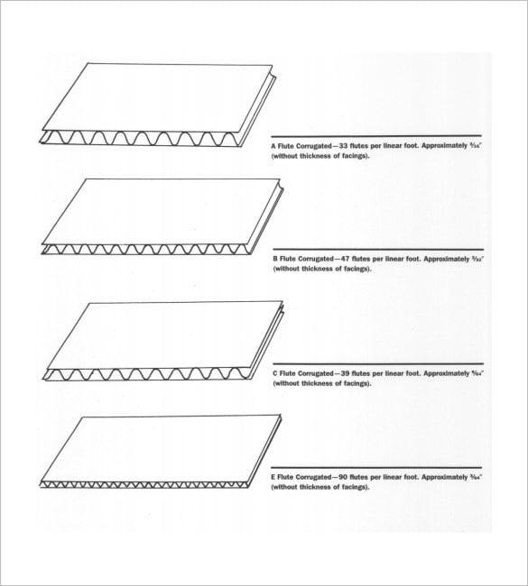 Cardboard Box Template - 17+ Free Sample, Example, Format Download ...