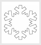 Free-Christmas-Decoration-Snowflake