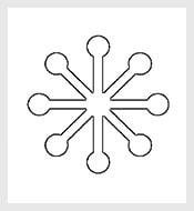 Free-Printable-Modern-Snowflake-Cutout