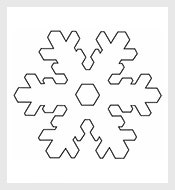 Free-Printable-Snowflake-Template