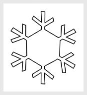 Snowflake-Template-Free-Download