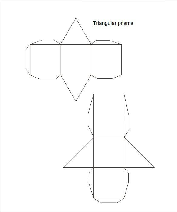 triangle box prism