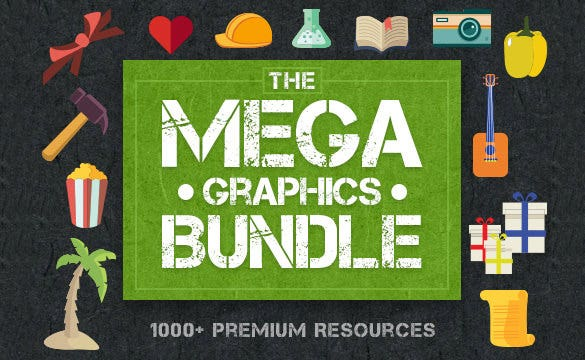 Mega-Graphics-Bundle