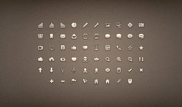 58 best pixels icon set for free