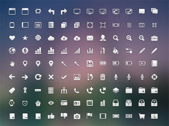 best 108 crisp icons for free