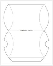 Sample-Pillow-Box-Template
