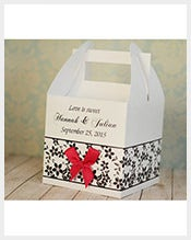 Sample-Wedding-Cale-Box-Template