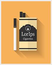 Cigarette-Box