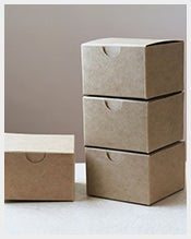 Kraft-Natural-Cardboard-Gift-Box