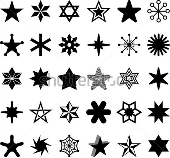 awesome star icons to download