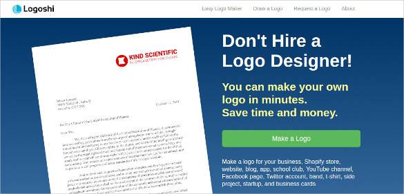 logoshi free online logo generator2