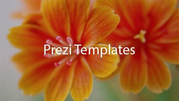prezi templates