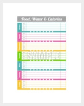 Workout Personalized Daily Planner