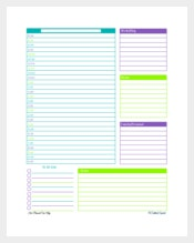 Personal Daily Planner for Extra